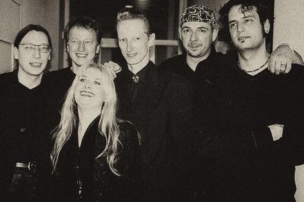 Foto: The Continentals 2002