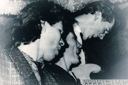 Foto: The Continentals 1983