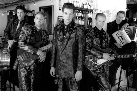 Foto: The Continentals 1994