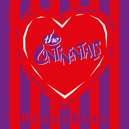 The Continentals, CD, Heartbeat