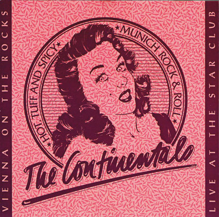 The Continentals, CD, Vienna On The Rocks