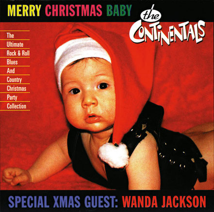 The Continentals, CD, Merry Christmas Baby