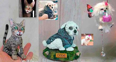 Figura mascota personalizada, recuerdo mascota personalizada, Figura perro, Figura gato, recuerdo de tu mascota, mascota figura