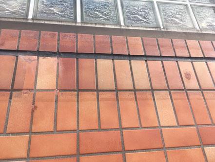 タイルの傷補修、お家のキズ補修・住宅建材リペア なら箕面市のイエリペア!フローリングのキズや床のシミ補修、アルミサッシ、樹脂サッシ、アルミてすり、門扉、玄関ドア、石材