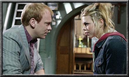 Rose trifft in der Vergangenheit auf ihren Vater