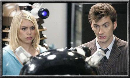 Rose und der Doctor