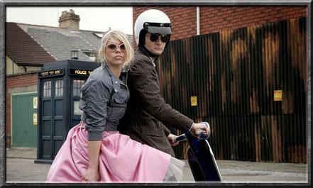 Rose und der zehnte Doctor