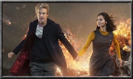 Der zwölfte Doctor und Clara
