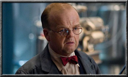 Toby Jones in Captain America 2