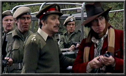 Der Brigadier und der vierte Doctor