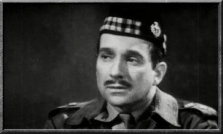 Alistair Gordon Lethbridge-Stewart  in der Scots Guards Uniform