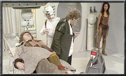 K9 beschütz den Doctor