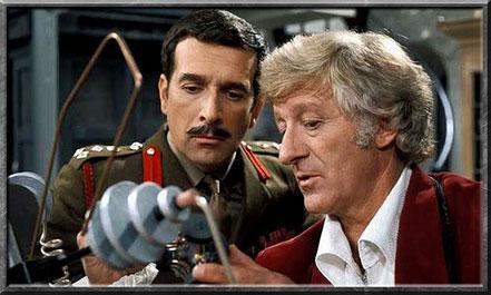 Der dritte Doctor und der Brigadier