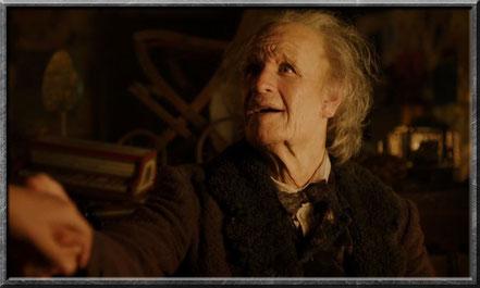 Der 11. Doctor als alter Mann