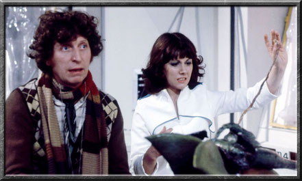 Der vierte Doctor und Sarah Jane