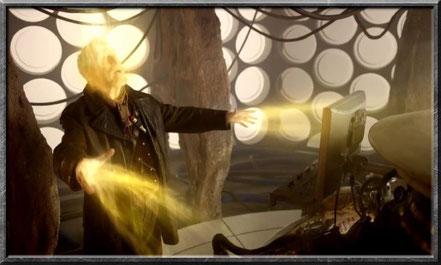 Der War Doctor wird zum neunten Doctor