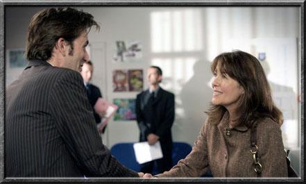 Sarah Jane erkennt den Doctor nicht