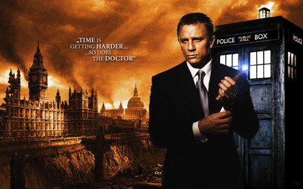 Doctor Bond - 1920x1200