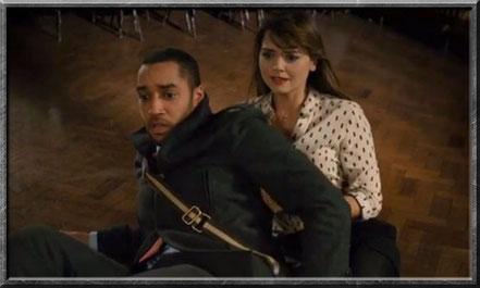 Clara und ihr Freund Danny