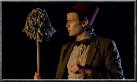 Der elfte Doctor wirkt oft wie ein Spaßvogel