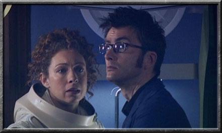 Der zehnte Doctor kennt River nicht und bricht ihr damit das Herz