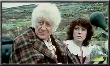 Sarah Jane und der dritte Doctor