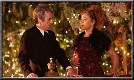 River bei ihrem Date mit dem Doctor
