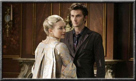 Madame de Pompadour und der Doctor