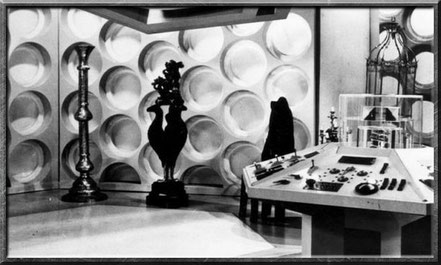 Der Kontrollraum des ersten Doctors