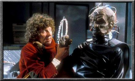 Der vierte Doctor und Davros