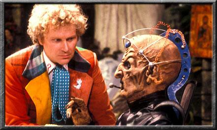Der Doctor trifft auf Davros