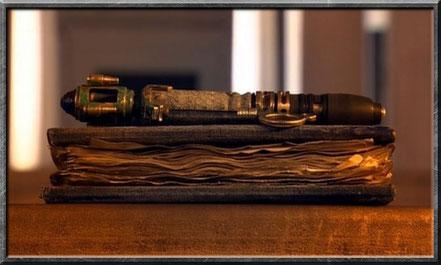 Das Tagebuch und der Schallschrauber von River Song