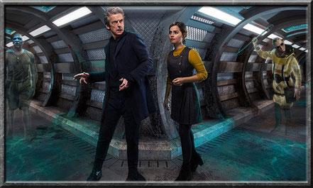 Clara und der zwölfte Doctor
