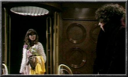 Sarah Jane verabschiedet sich vom Doctor