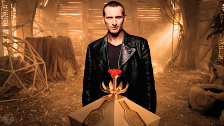 Ninth Doctor als War Doctor - 1280x720