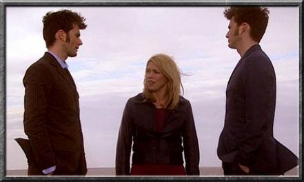 Der zehnte Doctor, Rose und John Smith
