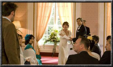 Der zehnte Doctor sprengt die Hochzeit von Sarah Jane