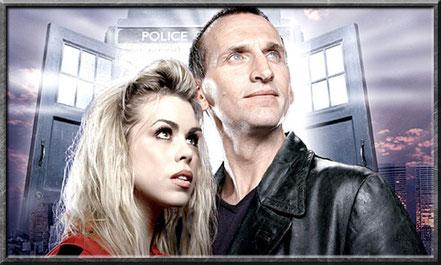 Auf ProSieben konnte man Rose und dem 9. Doctor ab 2008 zusehen