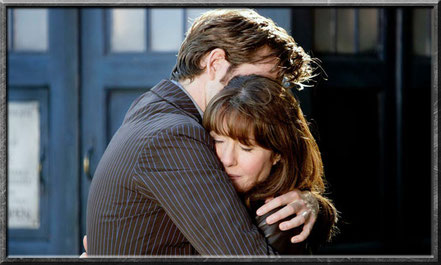 Der zehnte Doctor und Sarah Jane