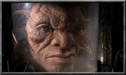 Das Gesicht von Boe...die Zukunft von Jack Harkness