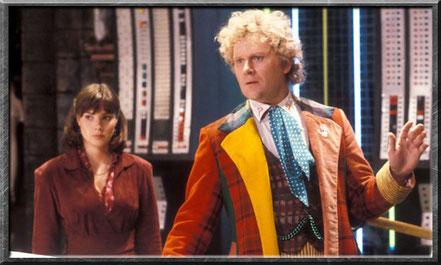Peri und der sechste Doctor