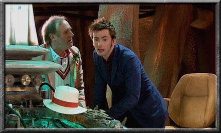 Der zehnte Doctor trifft auf den fünften