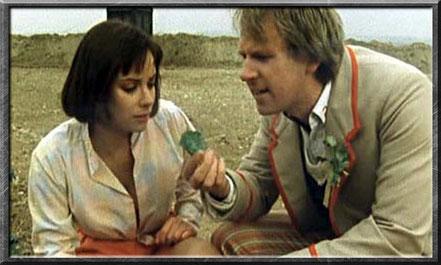 Peri und der fünfte Doctor