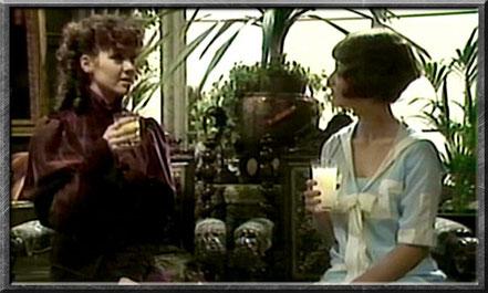 Nyssa trifft auf ihre Doppelgängerin Ann