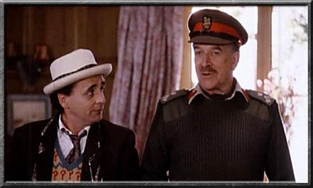 Der Brigadier und der siebte Doctor