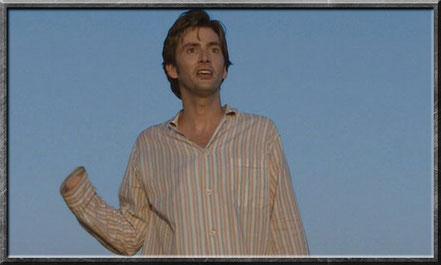 Der zehnte Doctor verliert bei einem Kampf seine Hand.