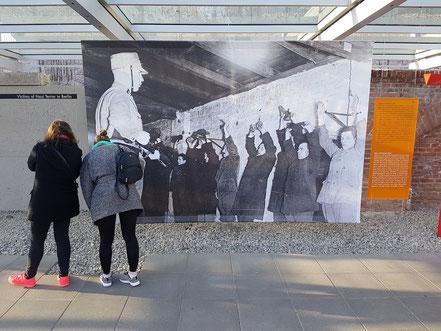 Deze excursie van Berlijn op Maat heeft veel aandacht voor de overeenkomsten met het heden