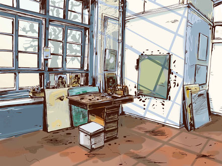 Drawing Atelier,  Atelier Anomis