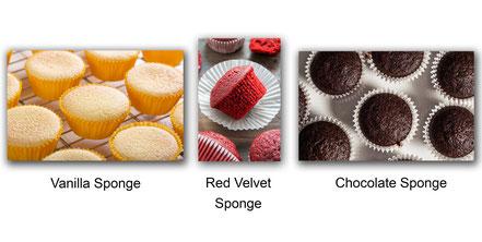 cupcake sponge
