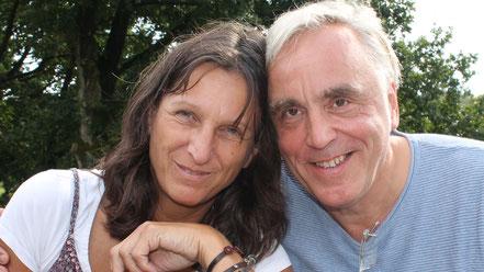 Offener Garten Angela und Peter Köstel